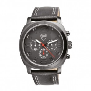 Ducati Crono Ducati Total Black Quartz Watch