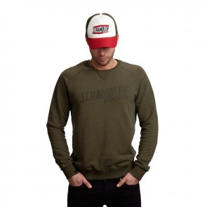 Scrambler Athletic Crew Neck Sweatshirt