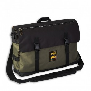 Scrambler Woods Messenger Bag