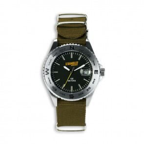 Scrambler Compass Watch