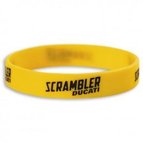 Scrambler  Milestone Silicone Bracelet
