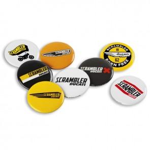 Set Pin Scrambler Logos