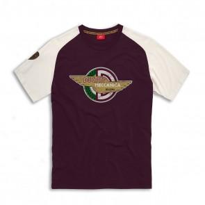 Ducati Meccanica Wings T-Shirt