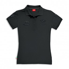 Ducati Womens Historical 2 Polo Shirt