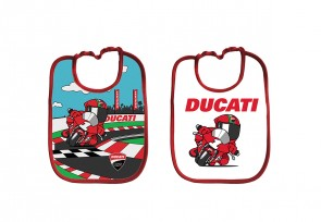 Ducati Cartoon Bibs