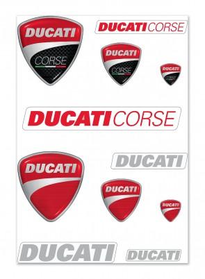 Ducati Mixed Ducati Stickers