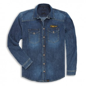 Scrambler Denim Rider Shirt