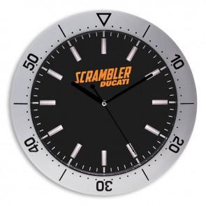 Scrambler Compass Wall Clock
