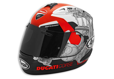 Ducati Helmets